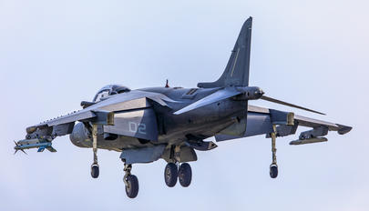 165573 - USA - Marine Corps McDonnell Douglas AV-8B Harrier II