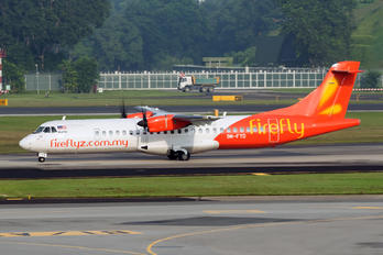 9M-FYD - Firefly ATR 72 (all models)