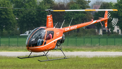OK-HVZ - Private Robinson R22