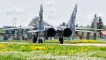 77 - Poland - Air Force Mikoyan-Gurevich MiG-29A aircraft