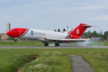 G-OSRA - T2 Aviation Boeing 727-51(F)