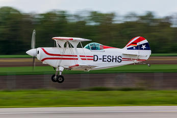 D-ESHS - Private Pitts S-2S Special