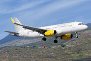 EC-MFM - Vueling Airlines Airbus A320 aircraft