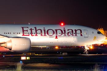 ET-APY - Ethiopian Airlines Boeing 777-300ER