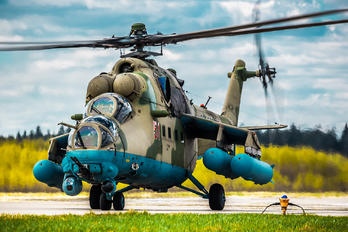 RF-13028 - Russia - Air Force Mil Mi-35M