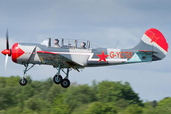 G-YOTS - Private Yakovlev Yak-52
