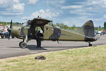 XP820 - British Army de Havilland Canada DHC-2 Beaver