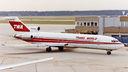 TWA - Boeing 727-200 N54332