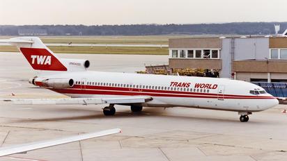 N54332 - TWA Boeing 727-200