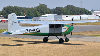 TG-RAU - Private Cessna 172 Skyhawk (all models except RG)