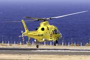 EC-LGI - INAER - Gobierno de Canarias Agusta / Agusta-Bell A 109E Power aircraft