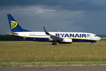EI-ENZ - Ryanair Boeing 737-800