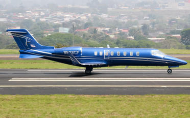 N526CF - Private Learjet 45