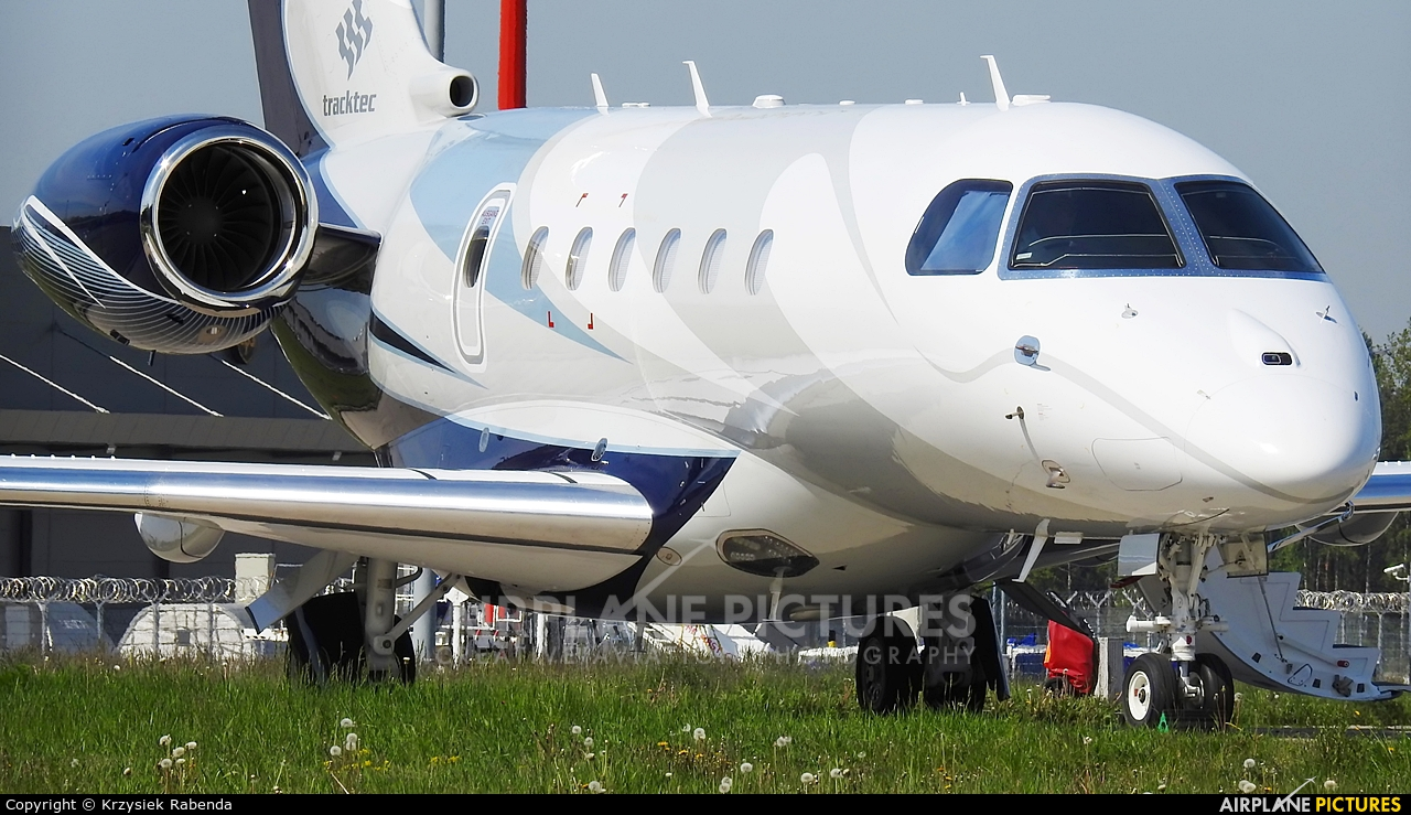 Private D-BJKP aircraft at Katowice - Pyrzowice