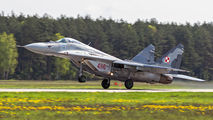 4116 - Poland - Air Force Mikoyan-Gurevich MiG-29G aircraft