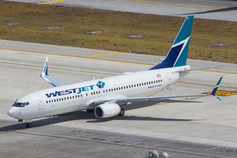 C-FYBK - WestJet Airlines Boeing 737-800