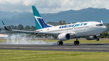 C-GMWJ - WestJet Airlines Boeing 737-700 aircraft