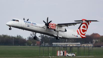 SP-EQL - LOT - Polish Airlines de Havilland Canada DHC-8-400Q / Bombardier Q400
