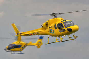 OK-DSN - DSA - Delta System Air Aerospatiale AS355 Ecureuil 2 / Twin Squirrel 2