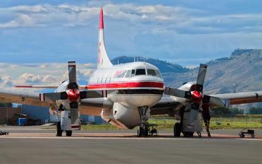 C-FEKF - Conair Convair CV-580