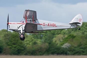 G-AHBL - Private de Havilland DH. 87 Hornet Moth