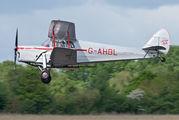 G-AHBL - Private de Havilland DH. 87 Hornet Moth aircraft