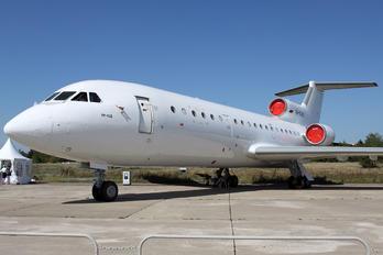 RA-42413 - Tulpar Air Yakovlev Yak-42