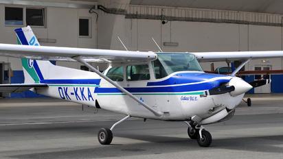 OK-KKA - DSA - Delta System Air Cessna 172 RG Skyhawk / Cutlass