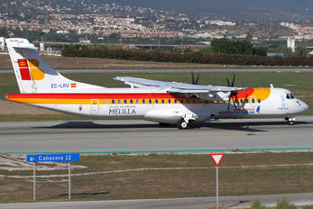 EC-LRU - Air Nostrum - Iberia Regional ATR 72 (all models)
