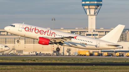 D-ABDX - Air Berlin Airbus A320