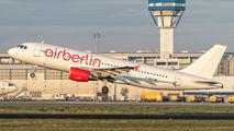 D-ABDX - Air Berlin Airbus A320 aircraft