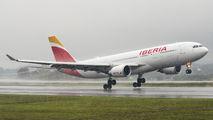 EC-MNK - Iberia Airbus A330-200 Prestige aircraft
