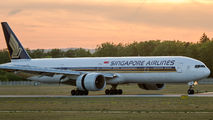 9V-SWO - Singapore Airlines Boeing 777-300ER aircraft