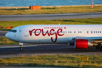 C-FMLV - Air Canada Rouge Boeing 767-300ER