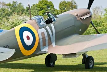 G-CFGJ - Private Supermarine Spitfire Ia