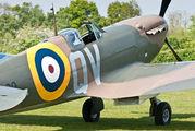 G-CFGJ - Private Supermarine Spitfire Mk.Ia aircraft