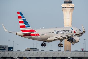 N9025B - American Airlines Airbus A319