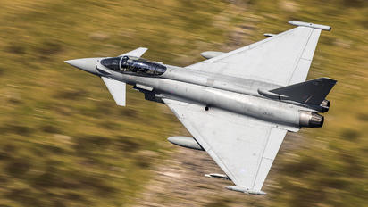 ZK346 - Royal Air Force Eurofighter Typhoon FGR.4