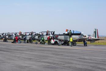 2026 - Mexico - Air Force Beechcraft T-6 Texan II