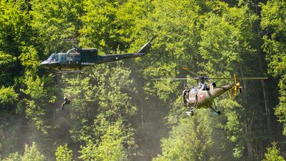 5D-HG - Austria - Air Force Agusta / Agusta-Bell AB 212