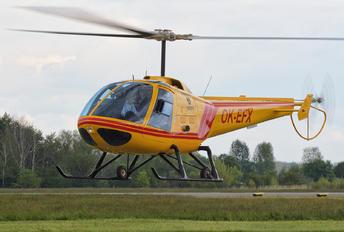 OK-EFX - DSA - Delta System Air Enstrom 280FX Shark