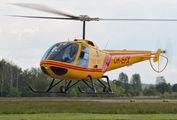 OK-EFX - DSA - Delta System Air Enstrom 280FX Shark aircraft