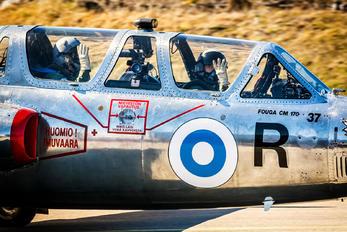 OH-FMA - Private Fouga CM-170 Magister