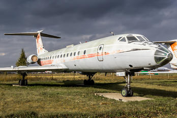 53 - Russia - Air Force Tupolev Tu-134Sh