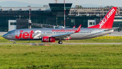 G-JZHZ - Jet2 Boeing 737-800