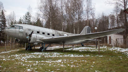SSSR-13358 - Aeroflot Lisunov Li-2