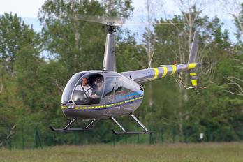 OK-ZIO - Heli Czech Robinson R44 Astro / Raven