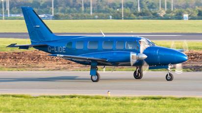 G-LIDE - Isle of Man Air Ambulance Service Piper PA-31 Navajo (all models)