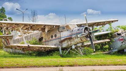 014 - Croatia - Air Force Antonov An-2