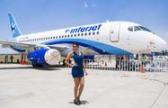 XA-VAS - Interjet Sukhoi Superjet 100 aircraft